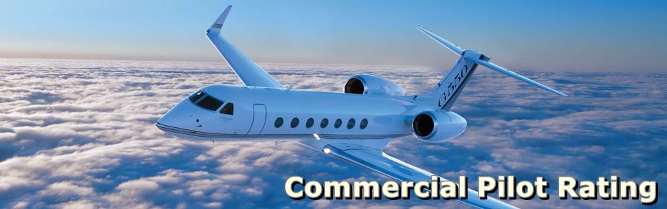 Commercial Rating – Brett Aviation