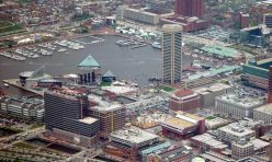 Photo Flights Over Baltimore