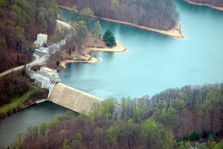 Loch Raven Dam
