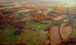 Photo Flights in the Autumn