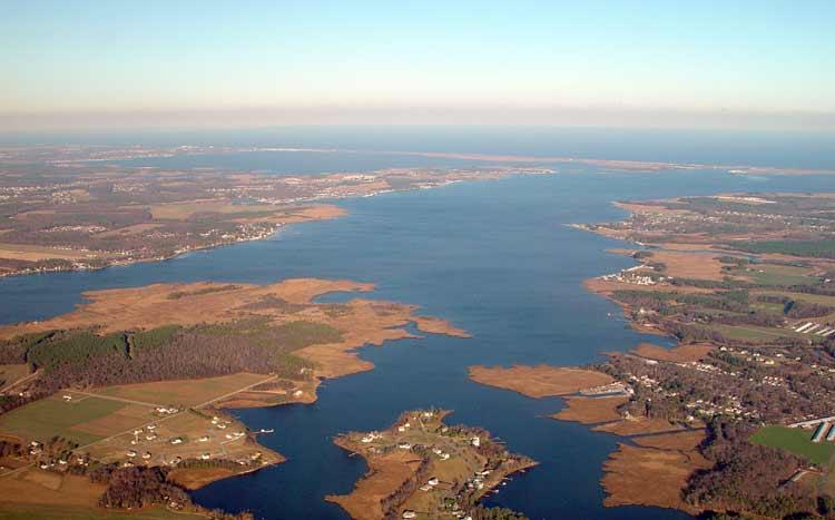 Delaware Looking East